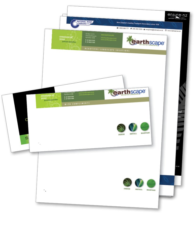 Letterheads & Stationery 2