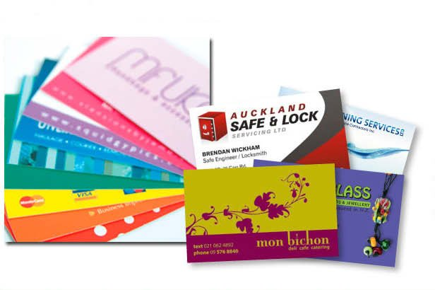 Business Cards Flat
