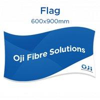 Flag 1. 600 x 900mm