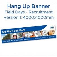 Field Days - Recruitment hang Up Banner. Ver 1.