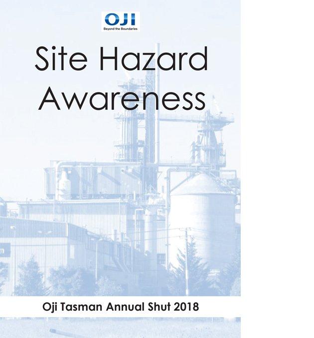 Oji Code 228 Tasman Hazard Awareness Bklt