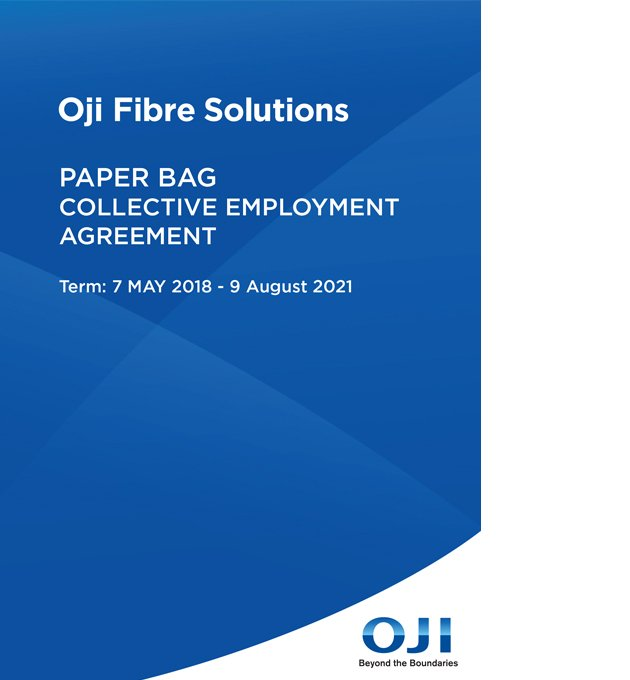 Oji code 237 237 Collective Agreement PaperBag