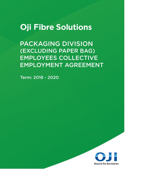 Oji Code 241 Collective Agreement - Packaging